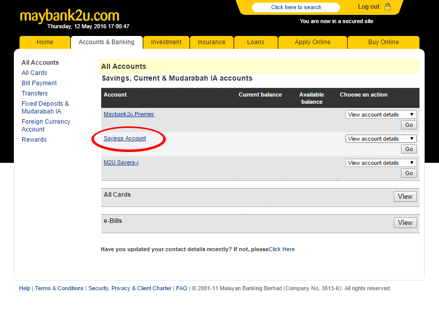 Maybank transfer money to foreign bank